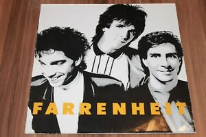 Farrenheit – Farrenheit (1987) (Vinyl) (Warner Bros. Records – 925 564-1)