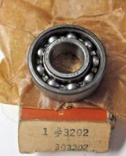 1 new unused old USA NDH 3202 903202 ball bearing ID=15mm OD=35mm W=11mm