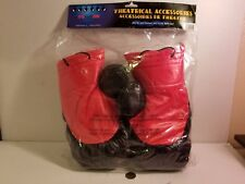 🔥THEATRICAL ACCESSORIES BOXING GLOVES - PROP🔥