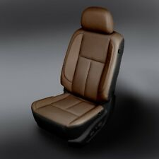 NISSAN TITAN  2 ROW SEATING CUSTOM LEATHER UPHOLSTERY