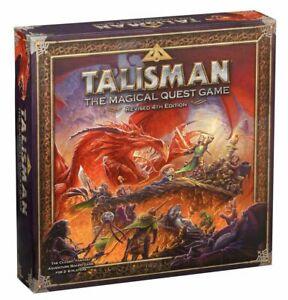 Talisman (Revised 4th Edition) Board Game