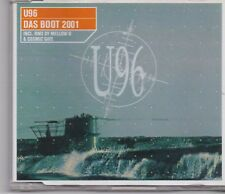 U96-Das Boot 2001 cd maxi single