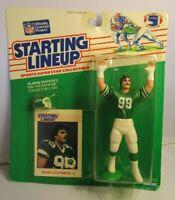 1988 MARK GASTINEAU Starting Lineup (SLU) Football Figure & Card - NEW YORK JETS