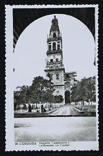 831.-CORDOBA -26 Mezquita. Campanario(L. Roisin Fotógrafo)