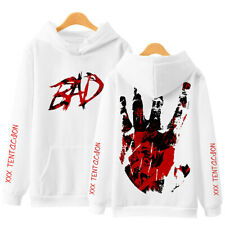 Revenge XXXTentacion Bad Vibe Hip Hop Forever Hoodie Sweater Sweatshirt Pullover