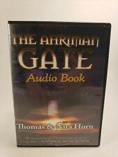THE AHRIMAN GATE AUDIO BOOK THOMAS & NITA HORN