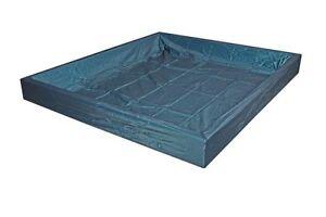 Wasserbett Outliner Sicherheitswanne für Softside Wasserbetten