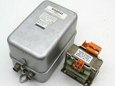 Waldmann 150125019 Transformer 60VA PRIM. 120V to SEC. 24VAC, w/Enlcosure 24VAC