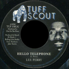 """Lee Perry - Hello Telephone NEW!!! Tuff Scout 158 7"""""""