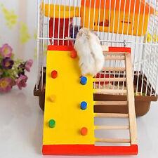 Echelle Escalade Exercice Escalier Bois Sport Jouet Hamster Rongeur Chinchilla