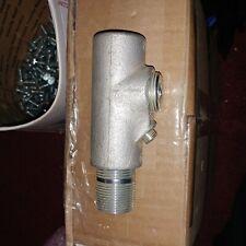 Crouse-Hinds Conduit Seal Fitting I ABCD II EFG EYS 21 2 EYS216 SA