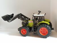 Bruder CLAAS Atles 936 RZ Tractor Front End Loade 03010 Toy Plastic Vehicle