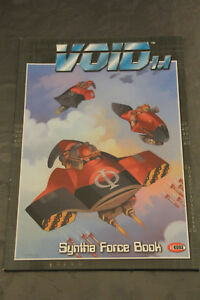 Void 1.1 Syntha Force Book - Regelerweiterung (Tabletop)