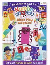 Numberblocks Block Play Magazine