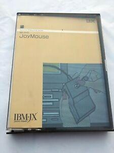 IBM IBM-JX IBMJX AUS NZ JAP Vintage Software 5601-SHQ JoyMouse Joy Mouse