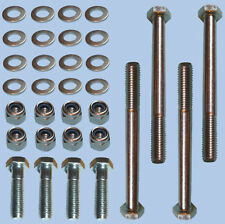 Front Bumper / Towing Eye Bolt Kit 8.8 HIGH TENSILE Land Rover Series 2 2A 3