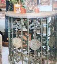 More details for turnstile antique/vintage cast iron entrance  (believe from lincoln race course)