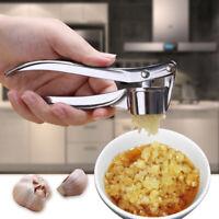 Presse-ail en acier inoxydable Presse-écrou Presse-écrou Outil cuisine DE