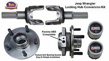 2012-2016 JEEP WRANGLER 4X4 UNIT BEARING LOCKING HUB KIT