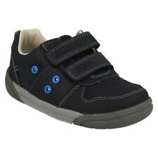 Clarks Leather Upper Shoes for Boys Sports Trainers