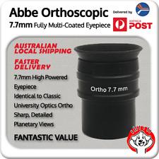 Kson Abbe Ortho (Orthoscopic) 7.7mm Fully Multi-Coated Eyepiece
