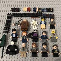 LEGO Harry Potter Minifigure Bundle Job Lot Rare Spares Legs Series Parts