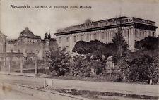 #ALESSANDRIA: CASTELLO DI MARENGO DALLO STRADALE