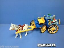 (M309.2) playmobil Fiacre poney ranch 3117/3120/4190