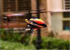 New Version WLtoys V911 2.4Ghz 4CH GYRO Single Blade Mini RC Helicopter BNF
