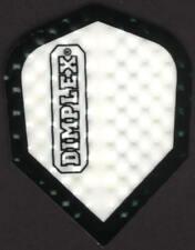 DIMPLEX White Dart Flights: 3 per set