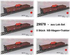 Märklin 26578 Zugpackung Landwirtschaft DB Ep. III