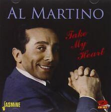 AL MARTINO - TAKE MY HEART 2 CD NEW+