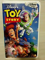 Walt Disney's TOY STORY (VHS 1995) in Protective Clamshell Case, Like New!