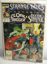 * Marvel Comic Book, Strange Tales, October 1988