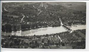 ZZ-5136/ Benningen   Foto seltenes Luftbild 18 x 10 1936