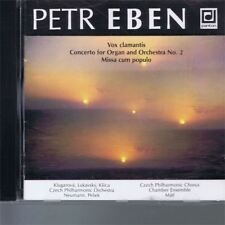 CD PANTON PETR EBEN - VOX CLAMANTIS, ORGAN CONCERTO 2