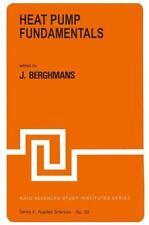 Heat Pump Fundamentals : Proceedings of the NATO Advanced Study Institute on...