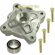 FRONT WHEEL HUB w/STUDS and BALL BEARING Fits POLARIS RZR S 800 EFI 2009-2014