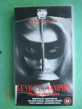 LE VIOL DU VAMPIRE  (REDEMPTION)    (NEW)  RARE & DELETED
