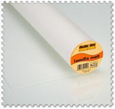 VLIESELINE Lamifix, die fixierbare und abwaschbare Bügelfolie / glanz oder matt