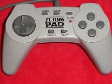 MANETTE SONY PLAYSTATION 1 PS1 PSONE 1 TURBO PAD
