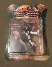 Pirates of the Caribbean Dead Mans Chest Final Battle Jack Sparrow Action Figure