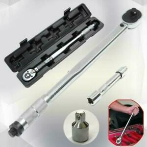 "1/2"" Torque Wrench Snap Socket Professional Drive Click Type Ratcheting"