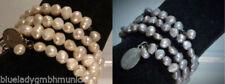 Modeschmuck-Armbänder im Armreif-Stil ohne Stein Perlen