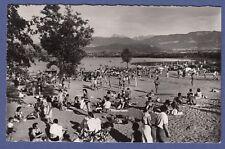 H* Carte postale CPSM (74 - Haute-Savoie Lac Léman EXCENEVEX / La Plage)
