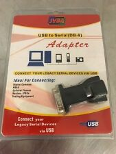 SYBA USB to Serial DB-9 Adapter SY-USB-S