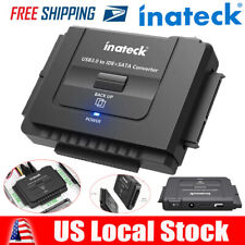 "Inateck USB 3.0 to IDE/SATA Converter Adapter For 2.5""/3.5"" SATA/IDE Hard Drive"