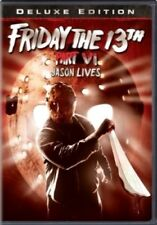 Friday the 13th Part Vi: Jason Lives [New DVD] Ac-3/Dolby Digital, Dolby, Mono