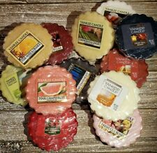 Yankee Candle Tarts Wax Melts - Ea. Scent Sold in a Set of 4 plus 1 Mystery Tart