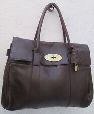 Authentique sac à main en cuir MULBERRY Alexa bag